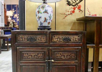 antique furniture - drawer cabinet