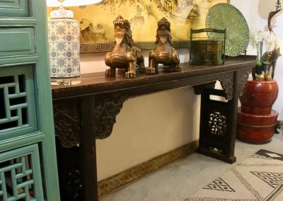 chinese long altar table
