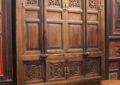 antique furniture - kitchen cabinet