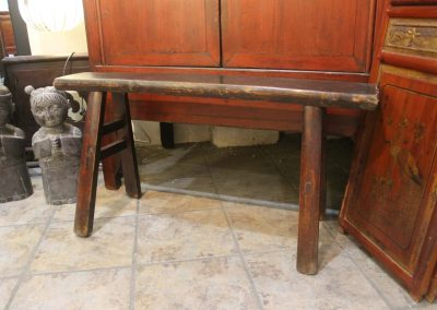 antique furniture bench