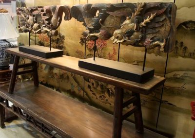 chinese furniture - long bench