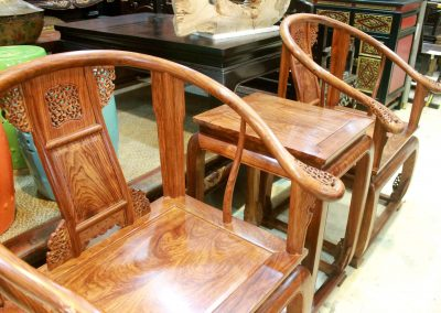 oriental furniture - palace chair