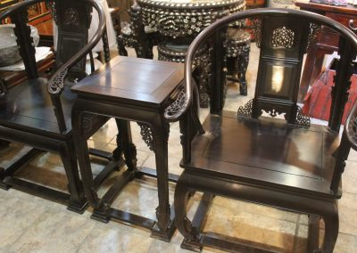 chinese furniture - palace chair