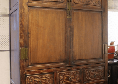 Antique cabinet from Shaoxing China
