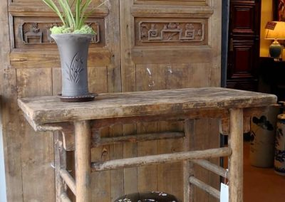 Antique wine table from Shanxi province, China