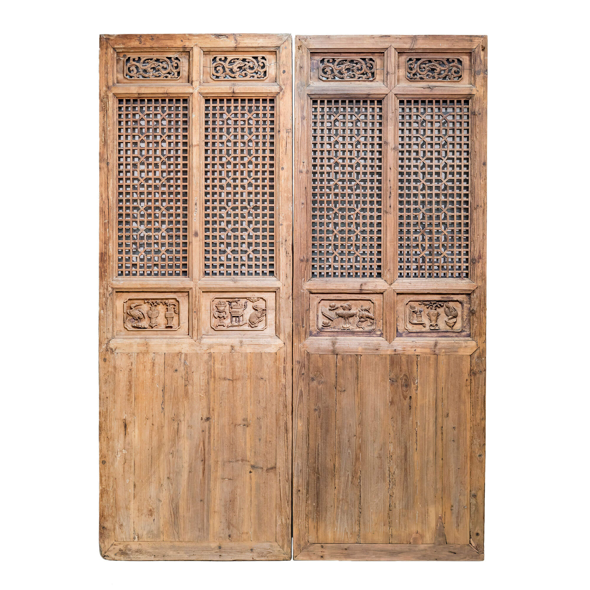 Chinese antique doors