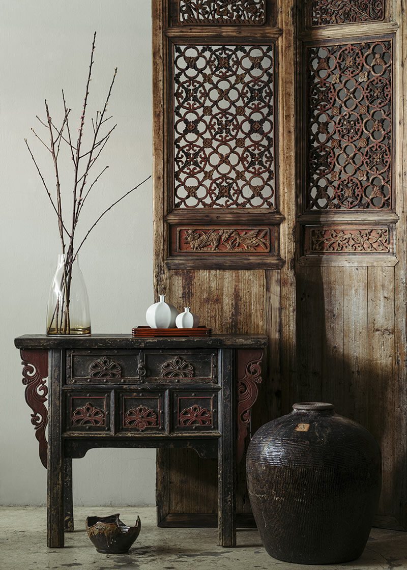 Chinese antique furniture, chinese antique door