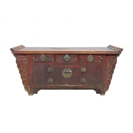 Chinese antique furniture Beijing coffer sideboard
