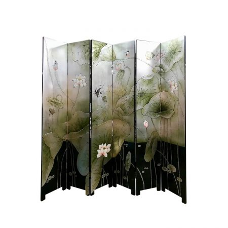 Chinese furniture foldable room screens