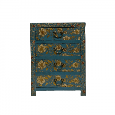 Chinese furniture tibetan-style furniture bedside cabinet