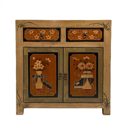 Chinese furniture Gansu medium cabinet