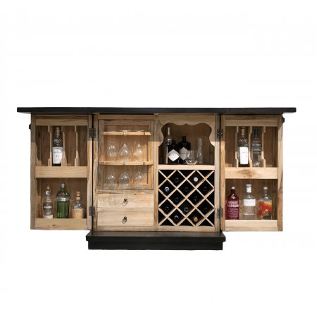 Chinese furniture bar cabinet