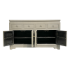 Chinese furniture cool grey sideboard