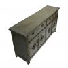 Chinese furniture weathered Elm sideboard