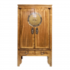 Chinese furniture brown wedding cabinet