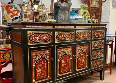 Chinese antique furniture Fujian sideboard