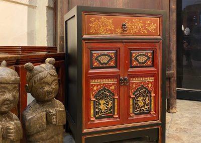 Chinese furniture small fujian cabinet