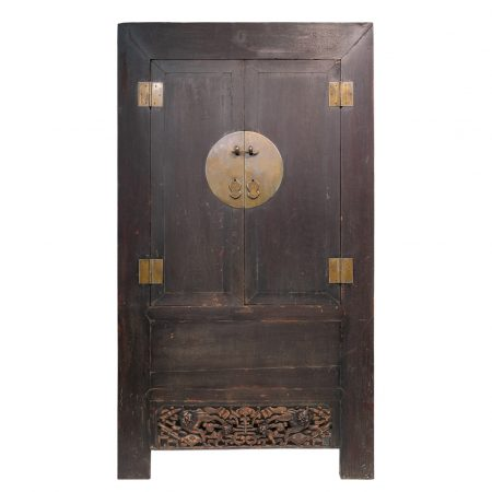 Chinese antique furniture large cabinet