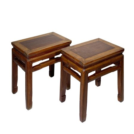 Chinese antique furniture side tables
