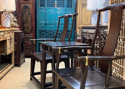 Ming-style Chinese furniture