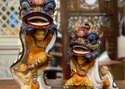 Chinese ceramic figurines