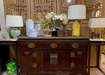 Chinese antique furniture Antique Tianjin sideboard