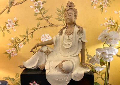 Chinese ceramic figurine