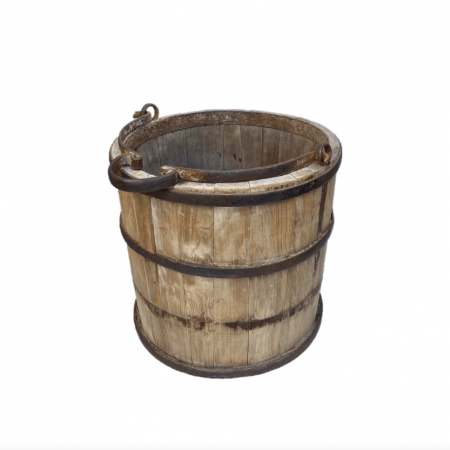 Antique Chinese bucket