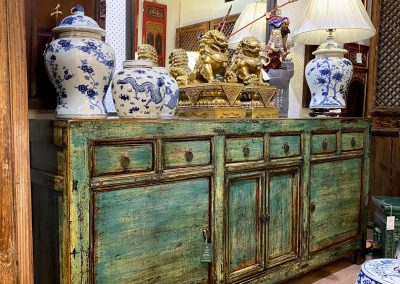 Chinese antique furniture sideboard