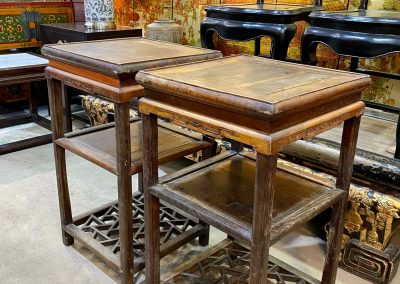 Chinese antique tea table