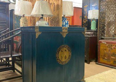 Chinese furniture bar cabinet