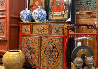 Tibetan-style furniture